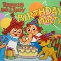 Raggedy Ann & Andy Birthday Party - Music Collection LP/CD