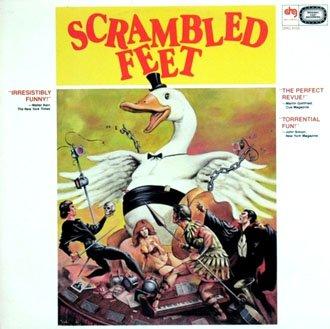 Scrambled Feet - Original Cast Recording, Musical Revue LP/CD