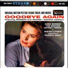 Goodbye Again - Original Soundtrack, Georges Auric OST LP/CD