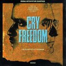 Cry Freedom - Original Soundtrack, George Fenton & Jonas Gwangwa OST LP/CD