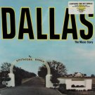 Dallas, The Music Story - Original TV Soundtrack, Artie Ripp OST LP/CD