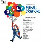 Billy The Musical - Original London Cast Album, John Barry & Michael Crawford LP/CD