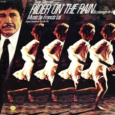 Rider On The Rain - Original Soundtrack, Francis Lai OST LP/CD