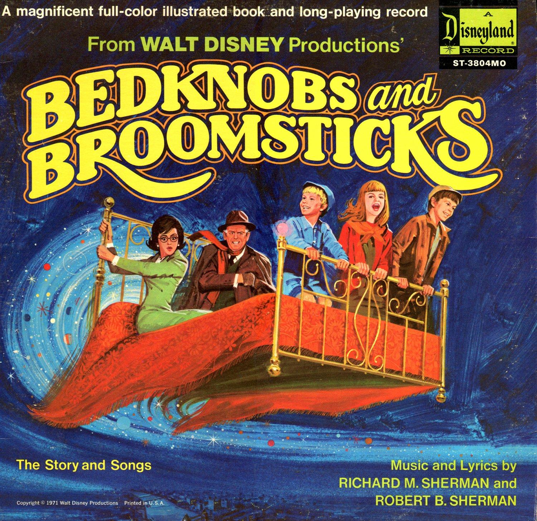 Walt Disney's Bedknobs And Broomsticks - Story & Songs Soundtrack LP/CD