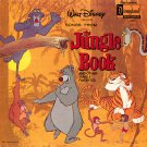 Songs from The Jungle Book and Other Jungle Favorites - Walt Disney Soundtrack LP/CD