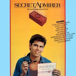 Secret Admirer - Original Soundtrack, Jan Hammer OST LP/CD