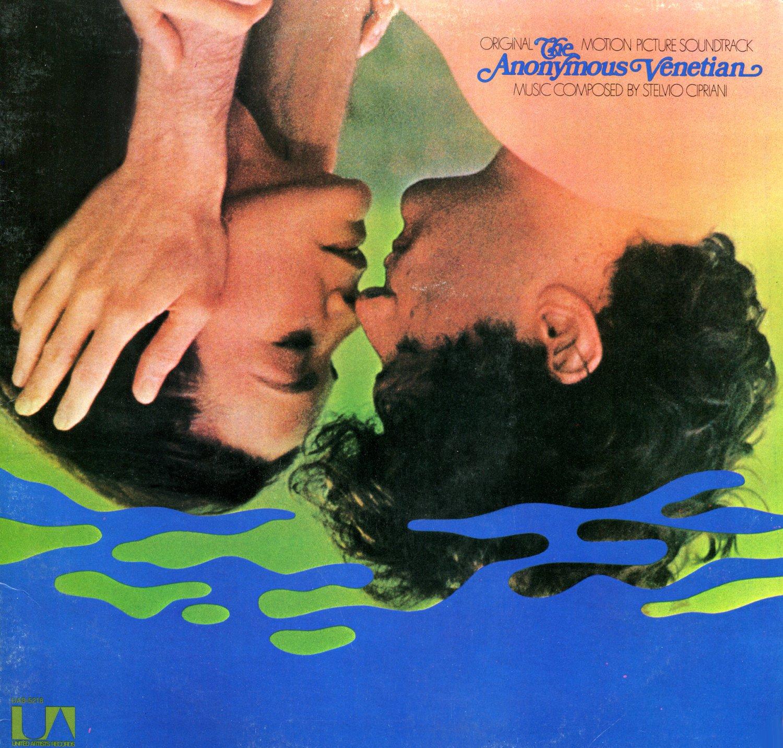 The Anonymous Venetian / Anonimo Veneziano - Original Soundtrack, Stelvio Cipriani OST LP/CD
