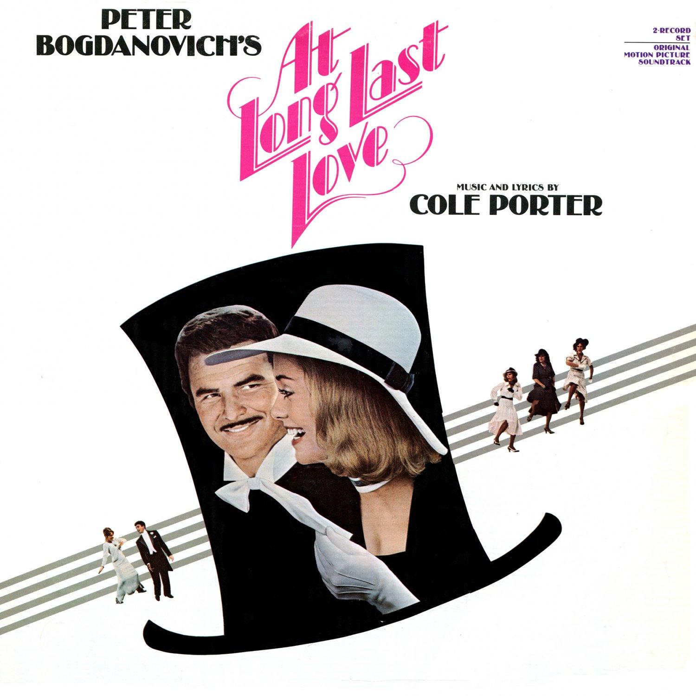 At Long Last Love - Original Soundtrack, Cole Porter OST LP/CD