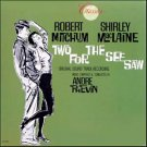 Two For The Seesaw - Original Soundtrack, Andre Previn OST LP/CD