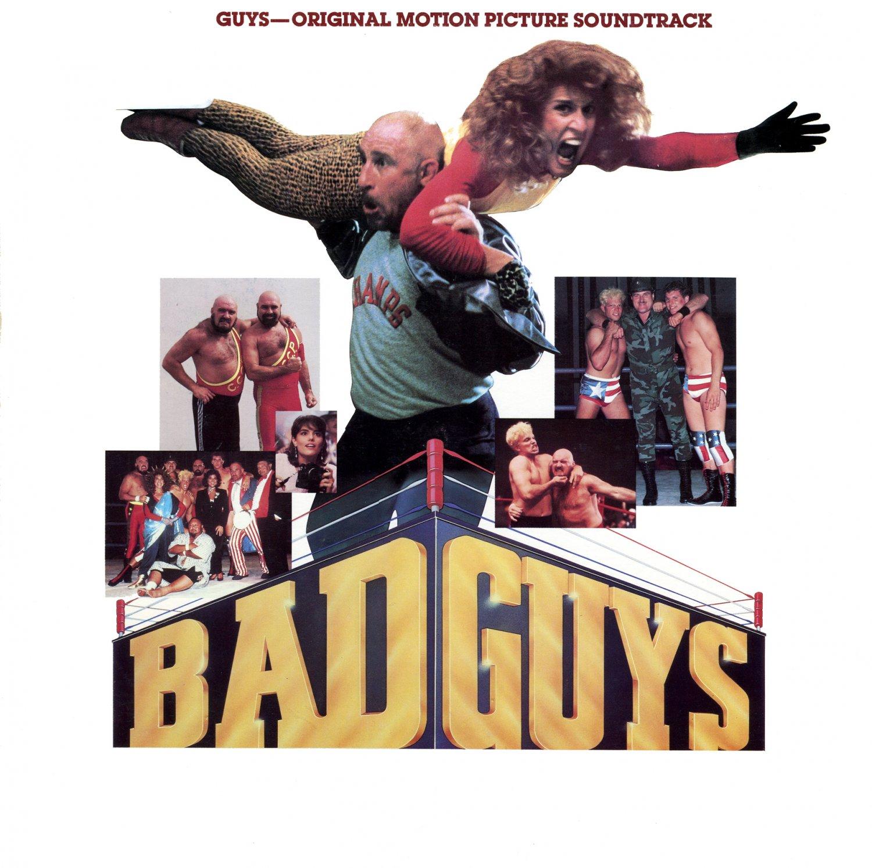 Bad Guys - Original Soundtrack, Williams Goldstein OST LP/CD