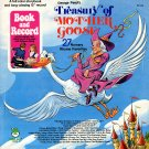 George Peed's Treasury Of Mother Goose - Peter Pan Soundtrack, Book & Record LP/CD