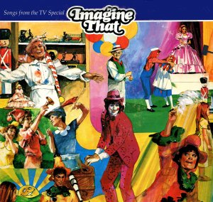 Imagine That - Original TV Soundtrack, Dora Hall OST LP/CD