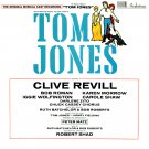 Tom Jones The Musical - Original Cast Recording Soundtrack, Clive Revill LP/CD