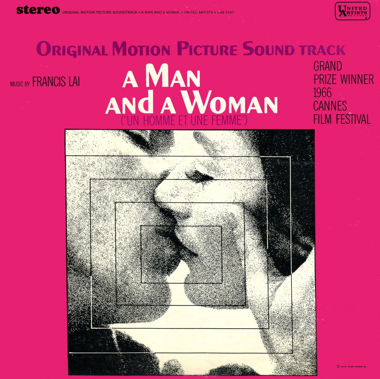 A Man And A Woman / Un Homme Et Une Femme - Original Soundtrack, Francis Lai OST LP/CD