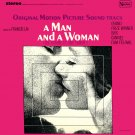 A Man And A Woman / Un Homme Et Une Femme - Original Soundtrack, Francis Lai OST LP/CD