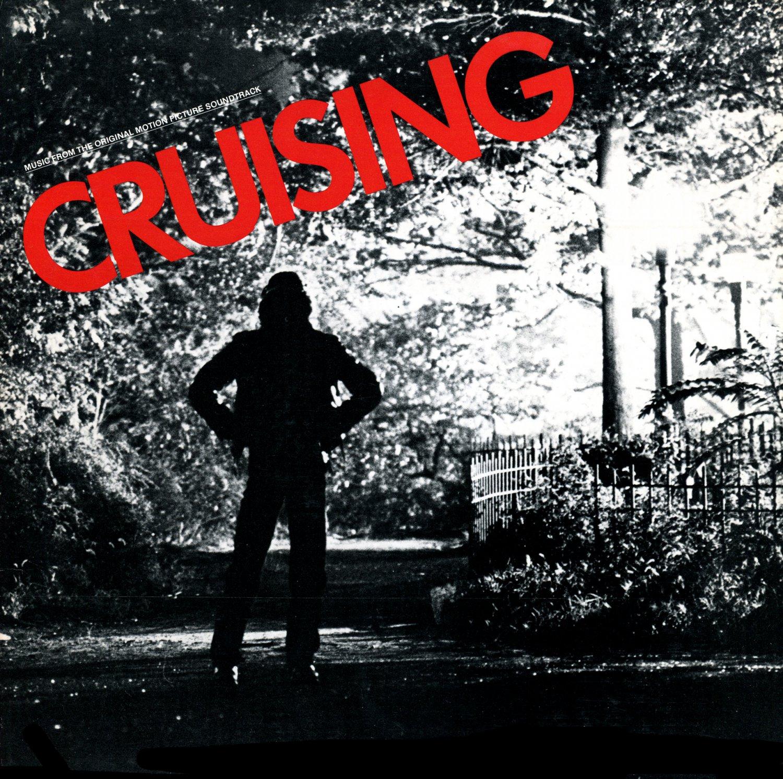 Cruising (1980) - Original Soundtrack, Willy DeVille OST LP/CD
