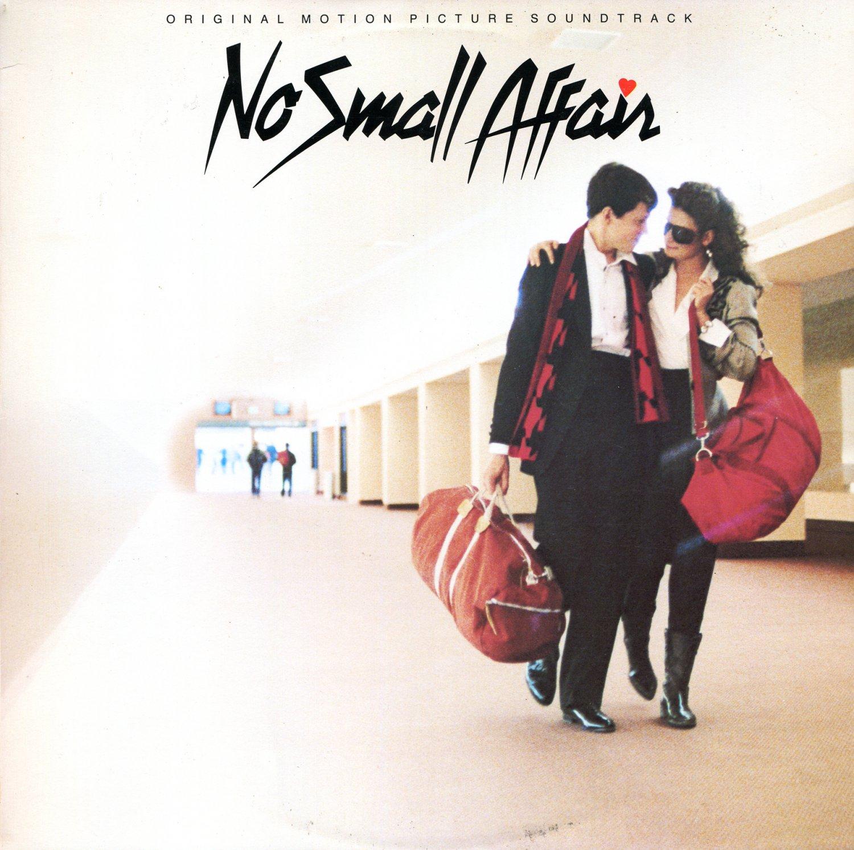 No Small Affair - Original Soundtrack, Chrissy Faith OST LP/CD