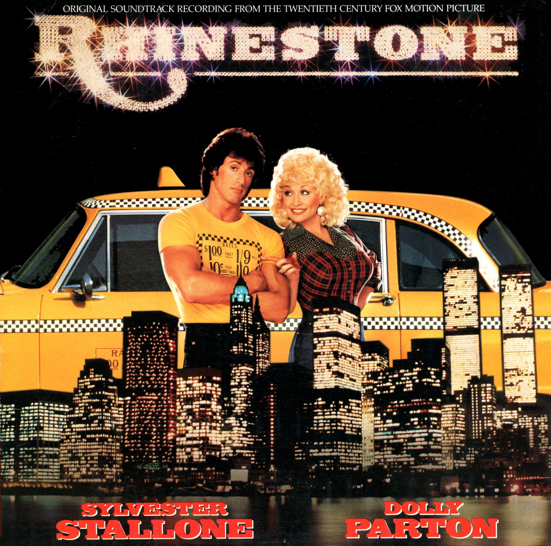 Rhinestone - Original Soundtrack, Dolly Parton & Sylvester Stallone OST LP/CD