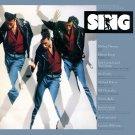 Sing (1989) - Original Soundtrack, Mickey Thomas OST LP/CD