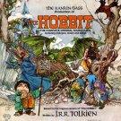 The Hobbit (1977) - Complete Original Soundtrack, Rankin/Bass 3-Disc Collector's Edition OST LP/CD