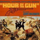 Hour Of The Gun - Original Soundtrack (Intrada CD 1991) Jerry Goldsmith OST