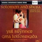 Solomon And Sheba - Original Soundtrack, Mario Nascimbene OST LP/CD