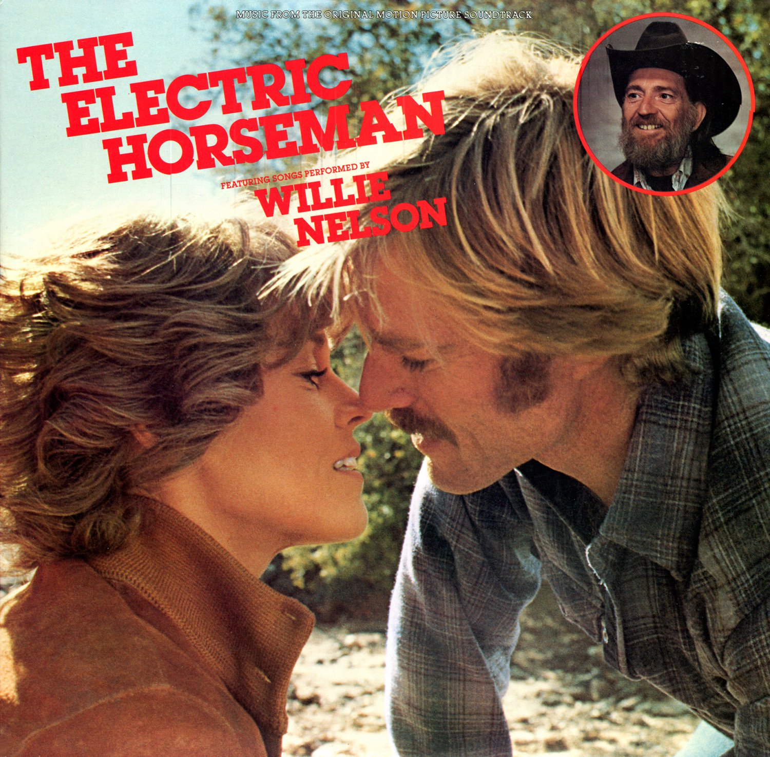 The Electric Horseman - Original Soundtrack, Dave Grusin & Willie Nelson OST LP/CD