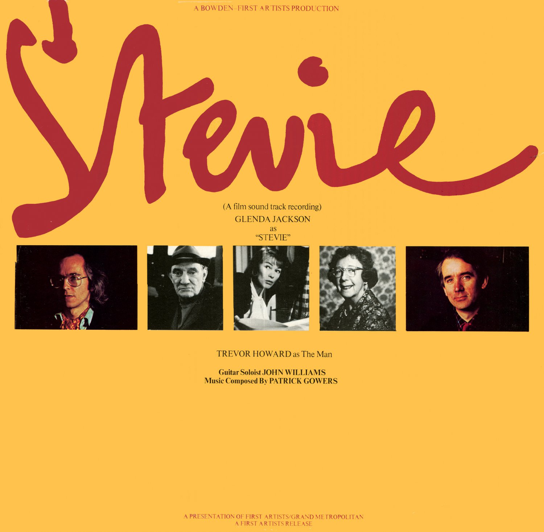 Stevie - Original Soundtrack, Patrick Gowers OST LP/CD