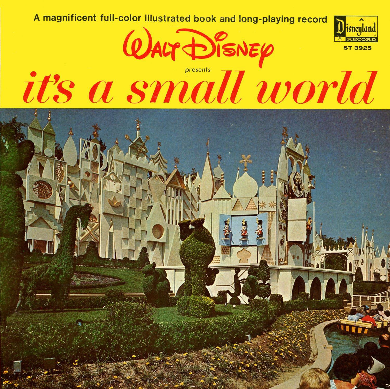 Walt Disney presents It's A Small World - New York World's Fair Soundtrack, Sherman Bros. LP/CD