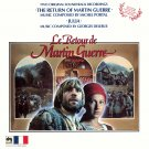 The Return Of Martin Guerre / Julia - Original Soundtrack, Georges Delerue OST LP/CD