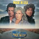 Made In USA - Original Soundtrack, Tito Larriva & Chalo Quintana OST LP/CD