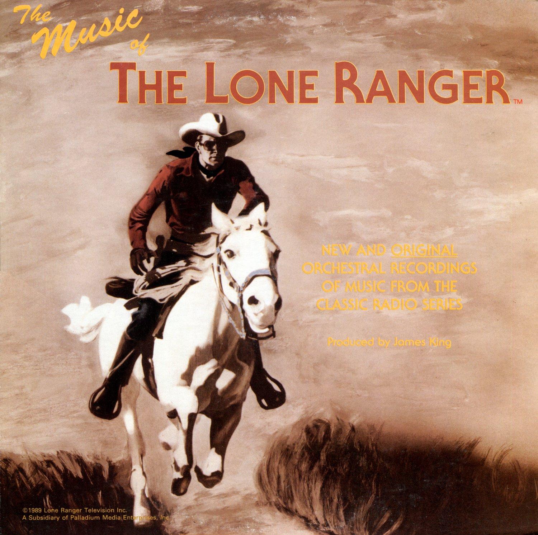 the of the lone ranger original soundtrack alberto colombo radio ost lp cd