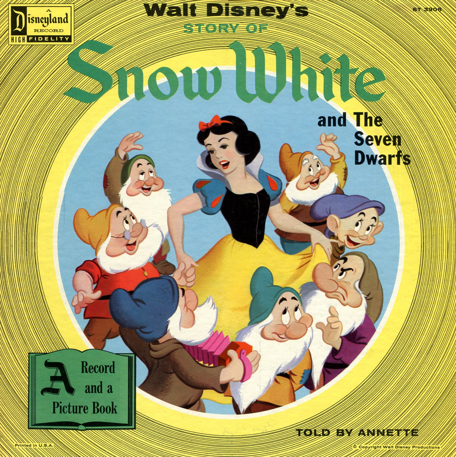 Snow white and the seven dwarfs story  hentia pic