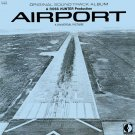 Airport (1970) - Original Soundtrack, Alfred Newman OST LP/CD
