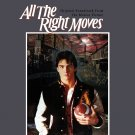 All The Right Moves - Original Soundtrack, David Richard Campbell OST LP/CD