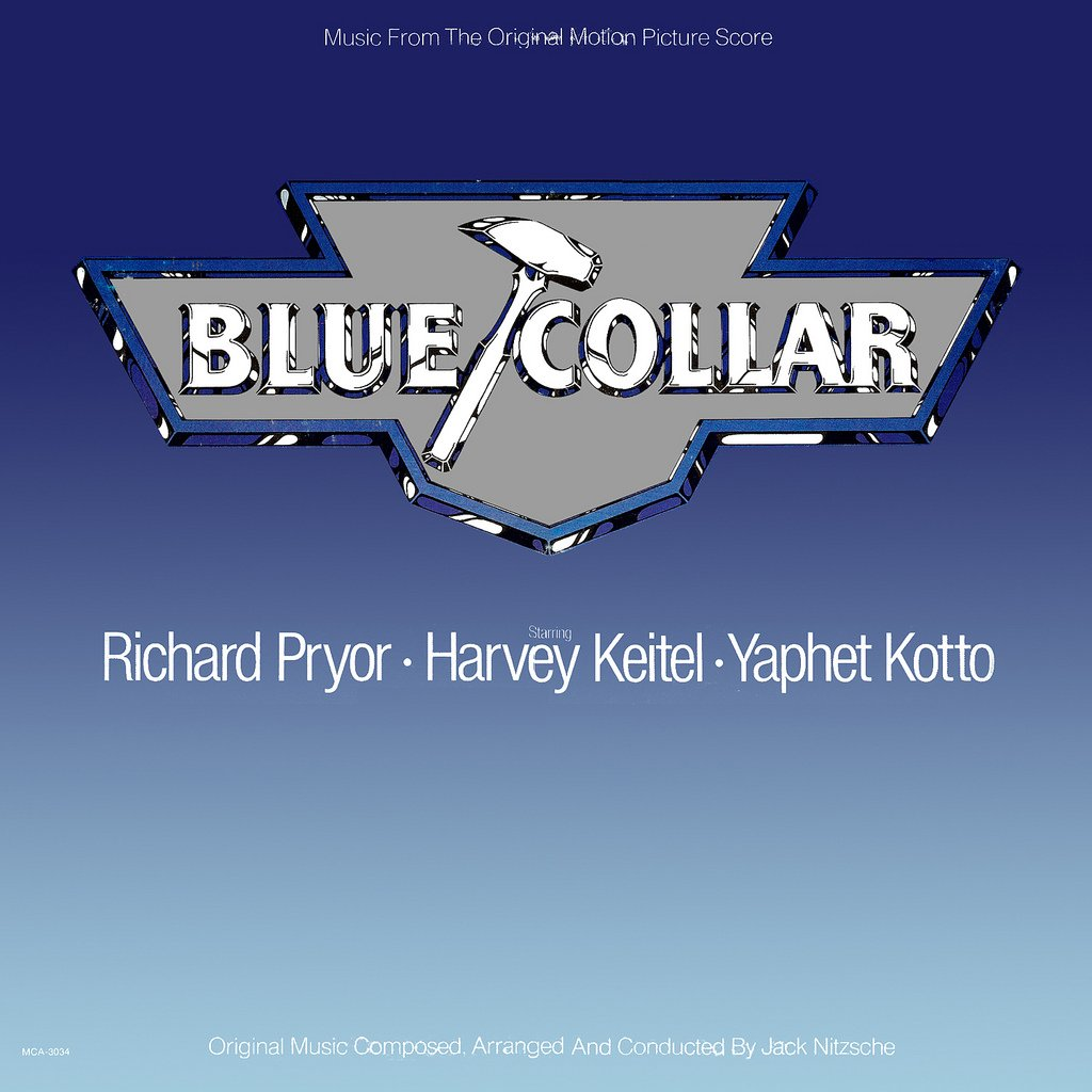 Blue Collar - Original Soundtrack, Jack Nitzsche OST LP/CD