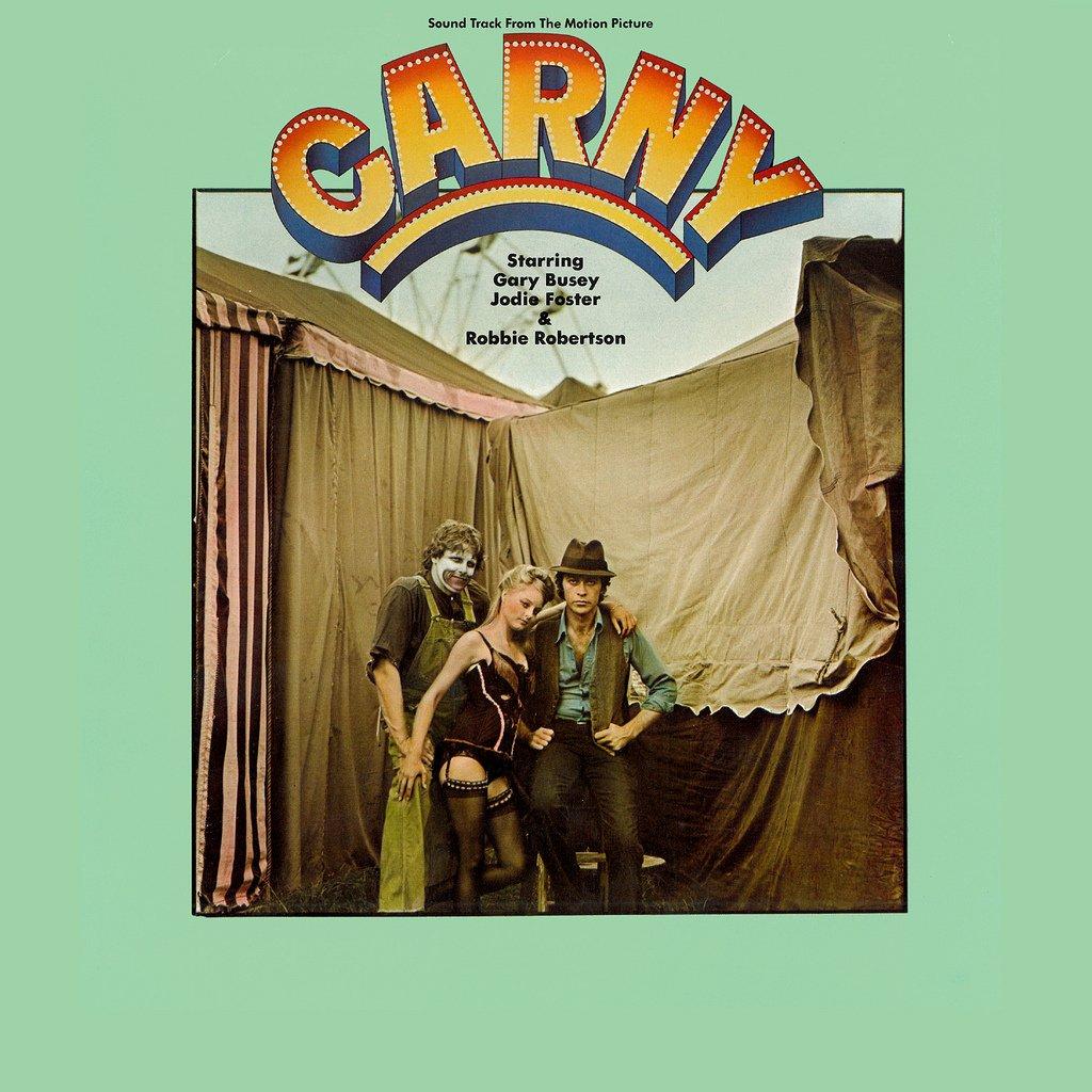 Carny - Original Soundtrack, Alex North & Robbie Robertson OST LP/CD