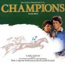 Champions (1984) - Original Soundtrack, Carl Davis OST LP/CD