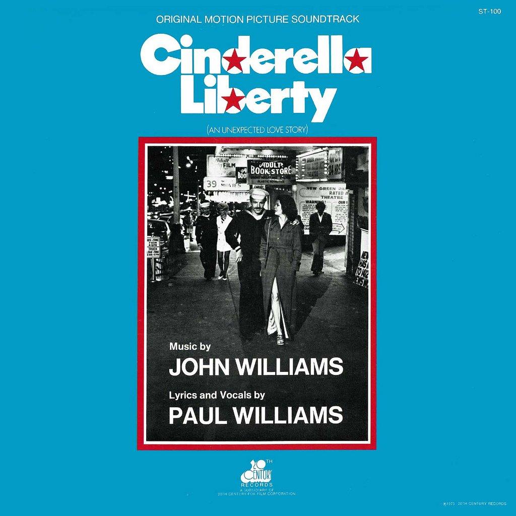 Cinderella Liberty - Original Soundtrack, John Williams OST LP/CD