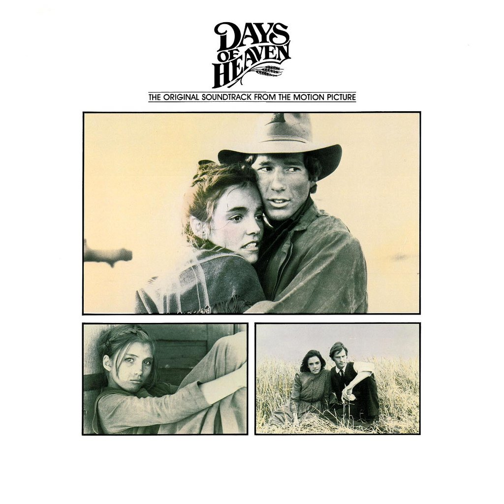 Ennio Morricone Days Of Heaven The Original Soundtrack From The Motion Picture