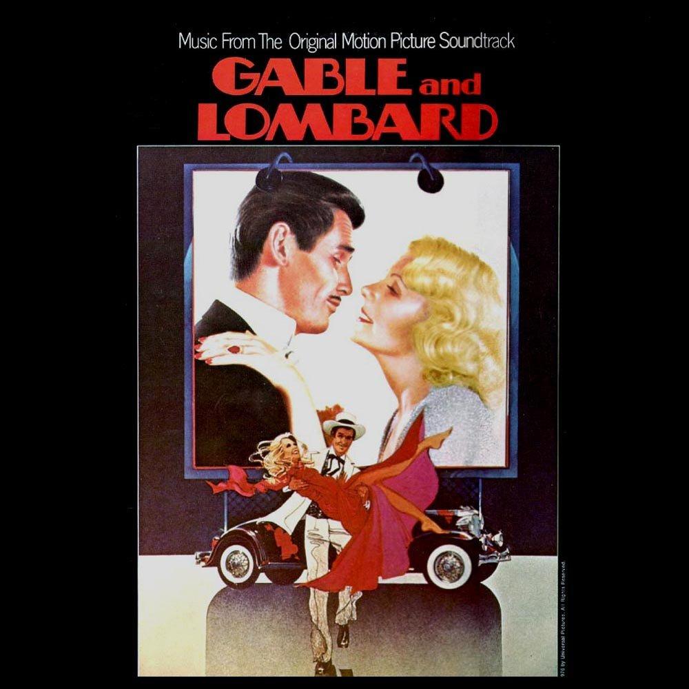 Gable And Lombard - Original Soundtrack, Michel Legrand OST LP/CD