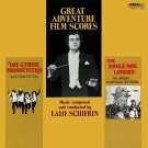 Great Adventure Film Scores: The Four Musketeers / The Eagle Has Landed - Soundtrack LP/CD