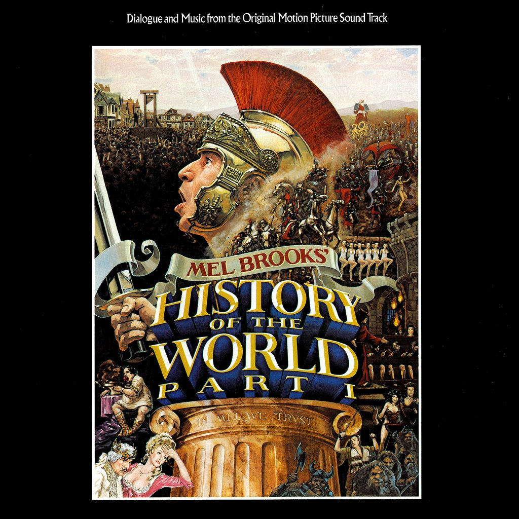 History Of The World Part I - Original Soundtrack, John Morris OST LP/CD 1