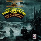 Music From Great Shakespearean Films - Soundtrack Collection, Bernard Herrmann conducts LP/CD