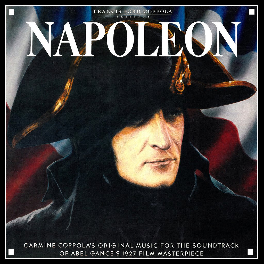 Napoleon (1981) - Original Soundtrack, Carmine Coppola OST LP/CD