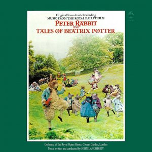 Peter Rabbit and Tales Of Beatrix Potter - Original Soundtrack, John Lanchbery OST LP/CD