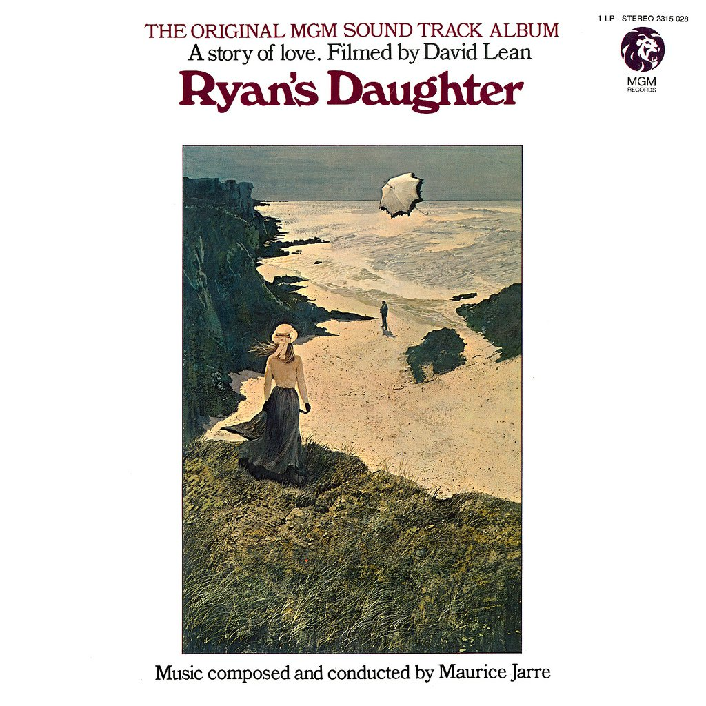 Ryan's Daughter - Original Soundtrack, Maurice Jarre OST LP/CD