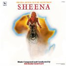 Sheena - Original Soundtrack, Richard Hartley OST LP/CD