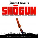 James Clavell's Shogun - Original TV Soundtrack, Maurice Jarre OST LP/CD