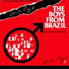 The Boys From Brazil - Original Soundtrack, Jerry Goldsmith OST LP/CD